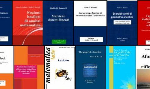 I miei libri di matematica facile