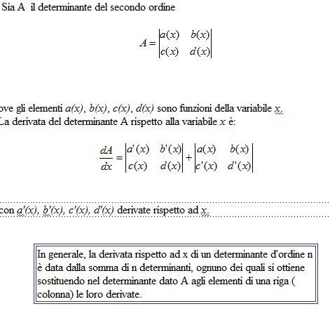 derivata_determinante