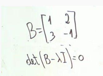 Calcolare gli autovalori e gli autovettori di una matrice