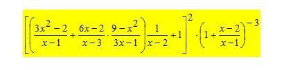 Semplificazione di espressioni algebriche