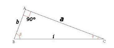 Teoremi sui triangoli rettangoli in trigonometria