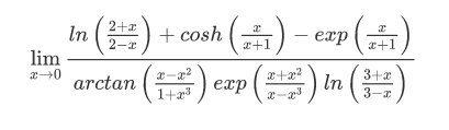 Calcolo di un limite con la formula di Taylor con il resto di Peano