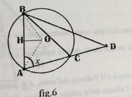 Problemi e calcolo di un limite o di massimo