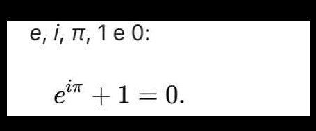 Come Eulero arrivò alla formula più bella della matematica