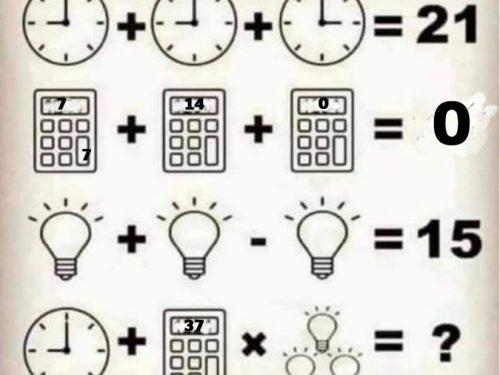Quiz semplice o difficile logico o matematico intuitivo o ragionato